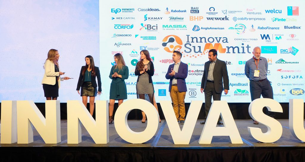 "Innovasummit ""Setting the standard in new trends in Corporate Innovation"""